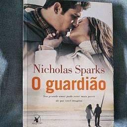Livro: o guardião - Nicholas Sparks