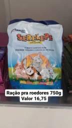 Título do anúncio: Ração para roedores valor 7,50