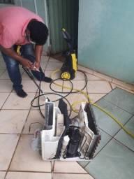 Assistência técnica em máquinas de lavar