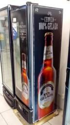 Título do anúncio: Cervejeira 284 litros Fricon 2 anos garantia *** Moacir