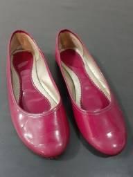 Sapatilha feminina rosa 36