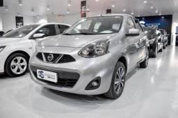 Título do anúncio: Nissan MARCH 1.6 SL 16V FLEX 4P XTRONIC