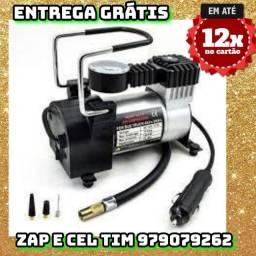 Compressor veicular portátil