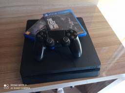 PS4 (playstation 4) muito novo !!