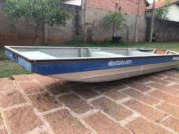 Barco MetalGlass Chatinha 350