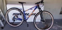 Título do anúncio: Bike carbono 29 Soul Vesuvio Team S