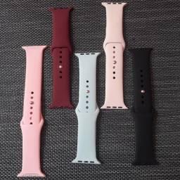 Título do anúncio: Pulseiras smartwatch e applewatch