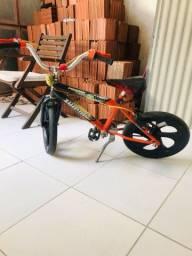 Título do anúncio: Vendo bicicleta zumim aro 16 menino