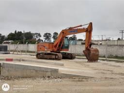 Título do anúncio: Escavadeira FiatAllis FX215LC 2003