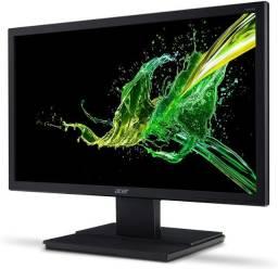 Monitor Acer LED 19.5´ Widescreen, hdmi- V206hql hdmi
