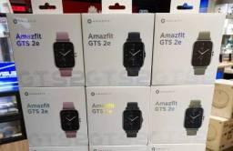 Relógio Smartwatch Xiaomi Amazfit - GTS 2e A2021 com Bluetooth e GPS