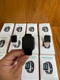 Smartwatch y68 PRO + 2 Pulseiras