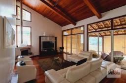 Casa de condomínio à venda com 3 dormitórios em Vila del rey, Nova lima cod:278065