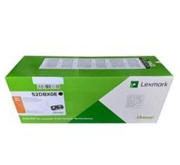 Toner Lexmark 52dbx0e Original Novo