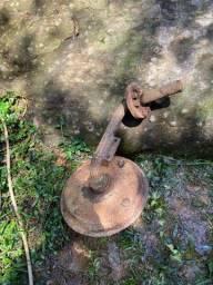 Roda guia de arado