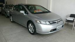 HONDA CIVIC 2006/2007 1.8 LXS 16V FLEX 4P MANUAL - 2007