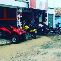 Passo essa loja de motos(motocel honda)