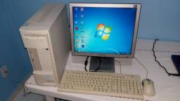 Computador Completo Dual Core - Máquina 11 ? 06 X Cartão