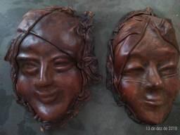 Máscaras orientais