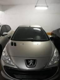 Peugeot 207 2011 Completo baixa KM original conforme fotos - 2011
