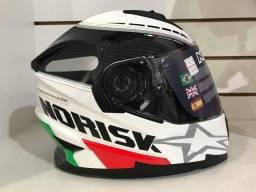 Capacete Norisk FF302 Grandprix Italy