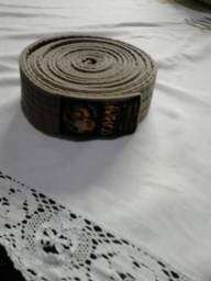 Faixa cinza Torah usada