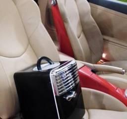 Mini geladeira/ aquecedor para carro