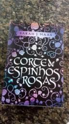 Box Corte de Espinhos e Rosas