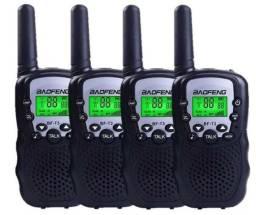 Radio comunicadores - par de radios longo alcance