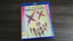 Blu-ray (2 Discos) Esquadrão Suicida - Versão Estendida