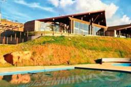 Lote plano de 1000 m² Condomínio Eco Casa Branca - Pronto para construir