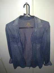 Camisa jeans John John