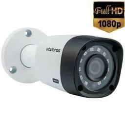 Câmera de segurança Intrelbras - Promoção