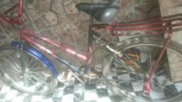 Vendo uma bicicleta no valor de 100reais