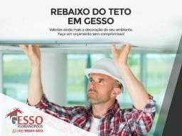 Gesso Gesseiro Teto Forro Drywall