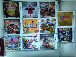 Jogos para Nintendo 3DS