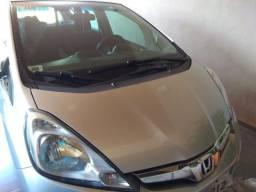Honda Fit 13/14 - automatico - baixo km - 2014