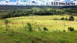 Fazenda no Municipio de Vilhena com 510 hectares a venda