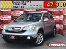 Honda Cr-v 2.0 2009 unico dono - 2009