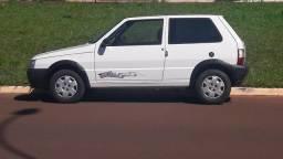 Fiat Uno com ar particular - 2008