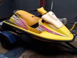 Moto aquática