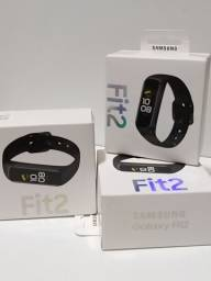 Smartwatch Samsung Galaxy Fit2 Bluetooth Fit 2 Lançamento