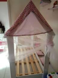 Cama casinha montessoriana 1,50x70