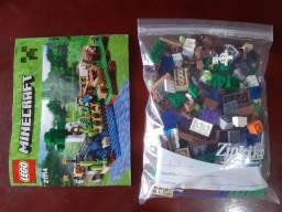 Leia o anúncio Lego minecraft