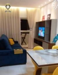 Título do anúncio: Apartamento com 2 dormitórios à venda, 75 m² por R$ 370.000,00 - Campo da Aviação - Praia