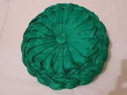 Almofadas artesanais enchimento de silicone,nao deformam com tempo