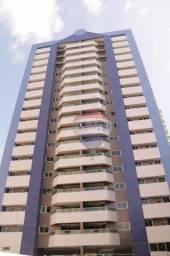 Apartamento para alugar, 144 m² por R$ 4.200,00/mês - Espinheiro - Recife/PE
