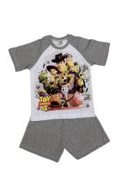 Pijama Infantil Toy Story - Calor