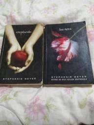 Livros crepúsculo