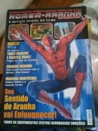 Homem-Aranha - Coleção Oficial De Revistas Sobre Os Filmes
